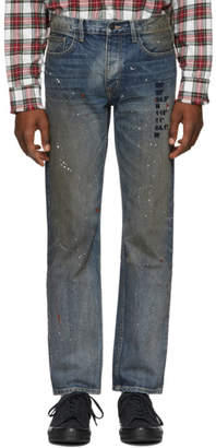 Reese Cooper Blue Coordinate Jeans