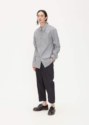 Comme des Garcons Homme Deux Dress Shirt