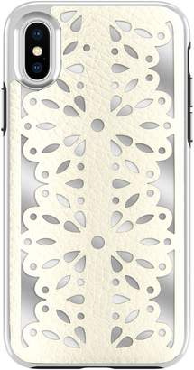 Rebecca Minkoff Luxury Calls Laser Lace iPhone X/Xs Case