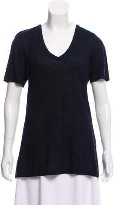 Etoile Isabel Marant Oversize Linen T-Shirt