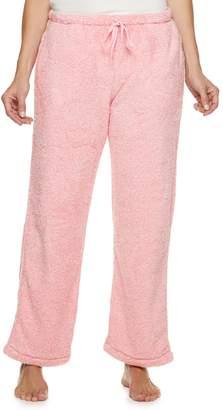 Croft & Barrow Women's Plus Pajama Pants
