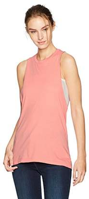 LAmade Women's Relax Fit Braided Back Tank
