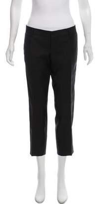 DSQUARED2 Mid-Rise Cropped Pants