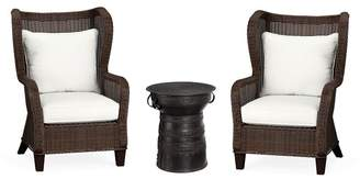 Pottery Barn Wingback Cushion Slipcover, Select Two