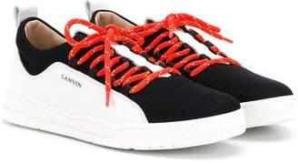 Lanvin Enfant TEEN low-top sneakers