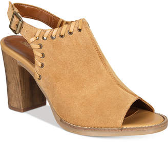 Bella Vita Ora-Italy Peep-Toe Sandals Women's Shoes