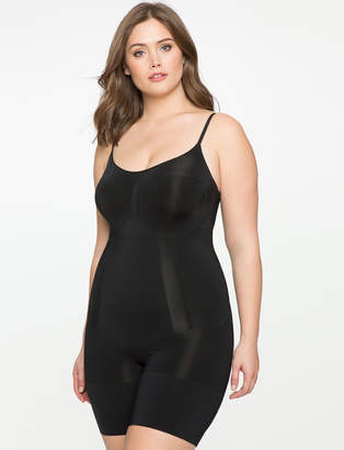 ELOQUII SPANX OnCore Mid-Thigh Bodysuit