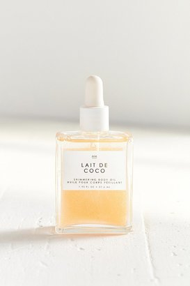 Gourmand Shimmering Body Oil $26 thestylecure.com