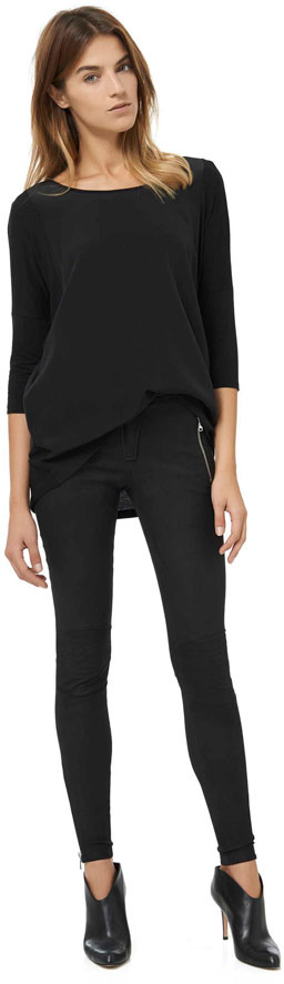 Rebecca Taylor Slouchy Tee