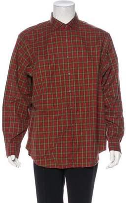 Ralph Lauren Purple Label Button-Up Woven Shirt