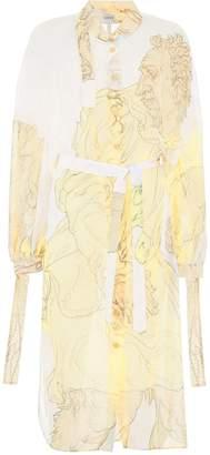 Loewe Organza Dress