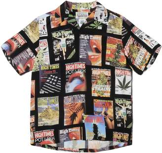 Wacko Maria x High Times SHIRT (TYPE-1)