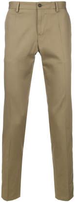 Dolce & Gabbana classic style chino trousers