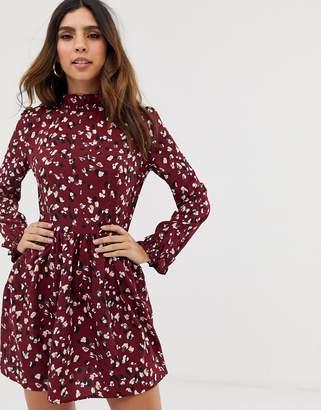 AX Paris long sleeve mini dress