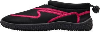Board Angels Girls Aqua Shoes Black/Cerise