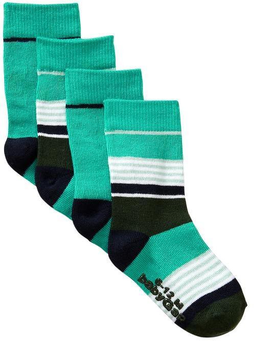 Gap Multi-stripe socks (2-pack)