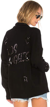 Wildfox Couture Los Angeles Cashmere Sweater