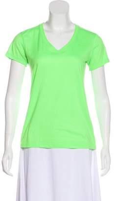 Nike V-Neck Short Sleeve T-Shirt