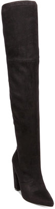 Steve Madden Women's Rocking Over-The-Knee Boots $99 thestylecure.com