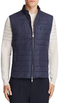 Eleventy Quilted Vest