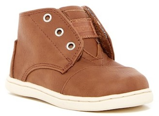 TOMS Tiny Paseo Mid Cap Toe Boot (Baby, Toddler, & Little Kid) $42 thestylecure.com