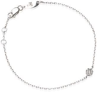 Redline Diamond Illusion Chain Bracelet