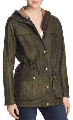 Barbour Lightweight Durham Waxed Cotton Jacket