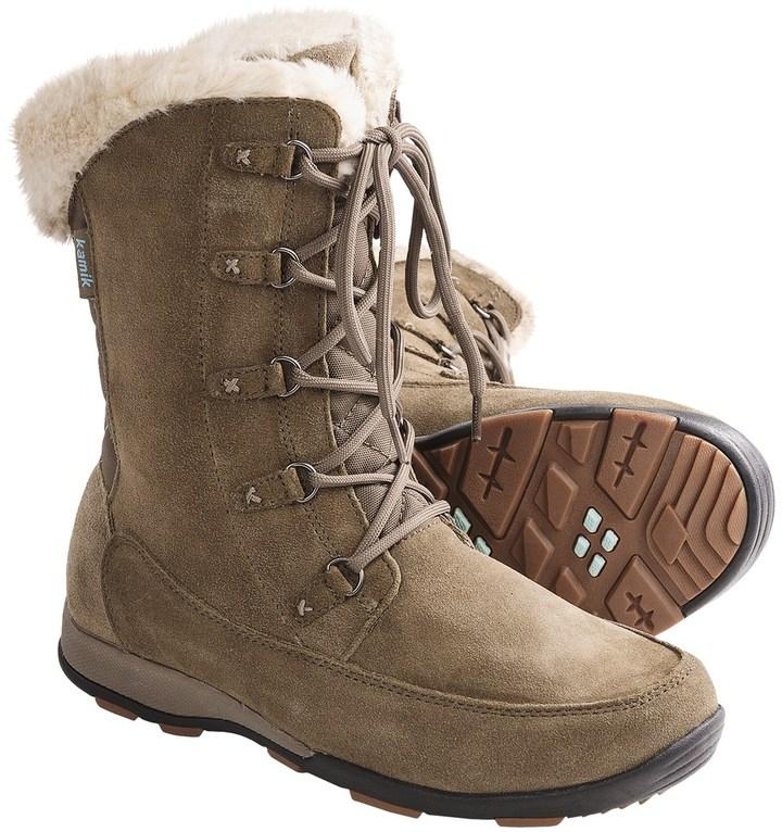Kamik Kiev Winter Boots - Waterproof, Insulated (For Women)
