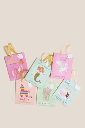 Whimsical Birthday Gift Bag Set