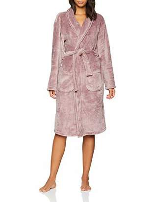 New Look Women's Basic Robe Dressing Gown,(Manufacturer Size:51)