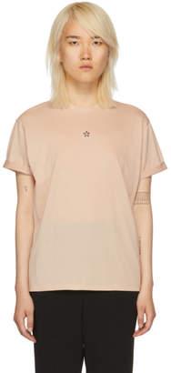 Stella McCartney Pink Mini Star T-Shirt
