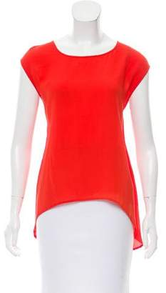 Roberto Collina Sleeveless Silk Top