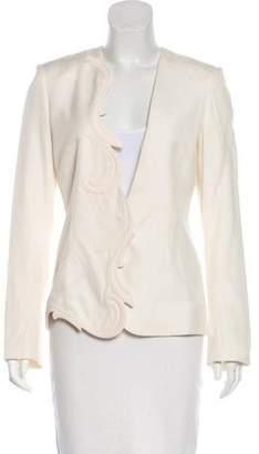 Stella McCartney Structured long Sleeve Jacket