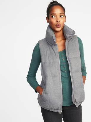 Old Navy Textured Frost-Free Vest for Women