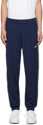 adidas Navy Samstag Track Pants