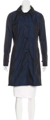 Cinzia Rocca Button-Up Lightweight Jacket