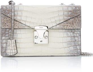 Stalvey M'O Exclusive Himalayan 2.0 Crocodile Shoulder Bag