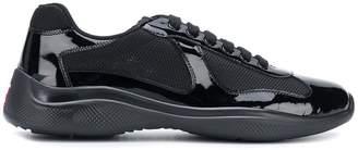Prada Americas patent sneakers