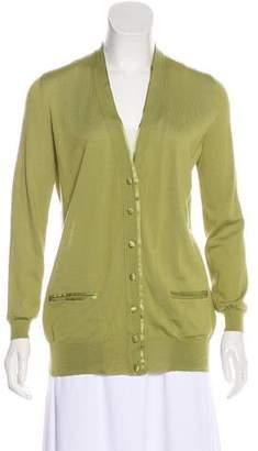 Saint Laurent Vintage Wool Cardigan