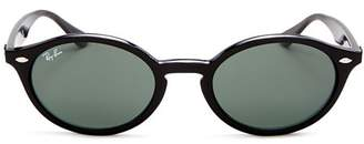 Ray-Ban Women's Round Sunglasses, 51mm