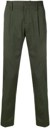 Entre Amis classic chino trousers