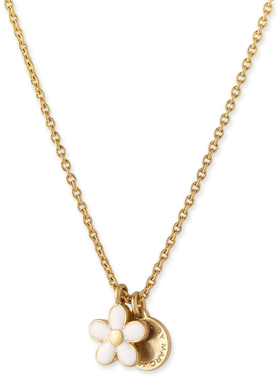 MARC BY MARC JACOBS 'Daisy Chain' Pendant Necklace
