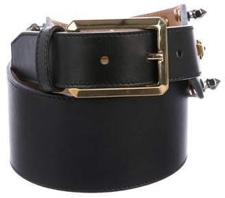 Gucci Studded Waist Belt