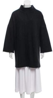 Loro Piana Knit Cashmere Coat