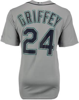 Majestic Men Ken Griffey Jr. Seattle Mariners Cooperstown Player Replica Cb Jersey