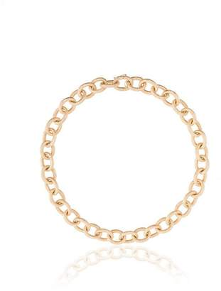 Carolina Bucci 18k yellow gold 39 link chain necklace