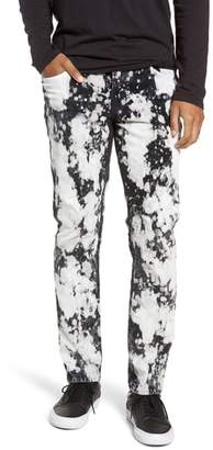 Hudson Sartor Relaxed Slouchy Skinny Fit Corduroy Pants
