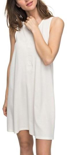 Women's Roxy Stay Simple Cotton Sundress