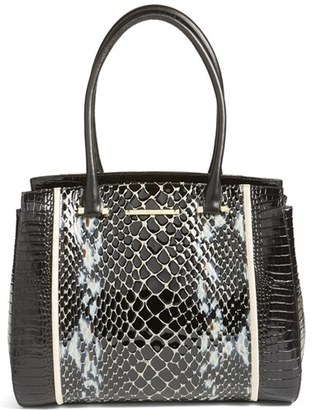 Brahmin Carlisle Alice Leather Shoulder Bag - Black $415 thestylecure.com