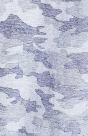 Rubbish Camouflage Print Tee (Juniors)